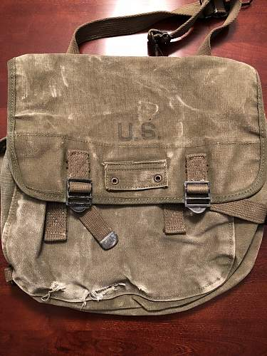 US Army Field Pack