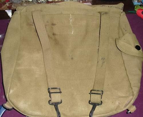 One for the Allies a US bag affair? 1943