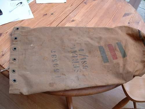 Kit bag anyone idendify?