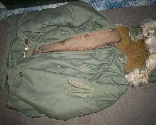 US Overcoat 1946