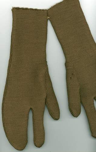Help with gloves