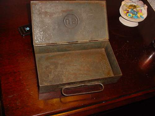 WWII M1911A1 Cleaning Kit