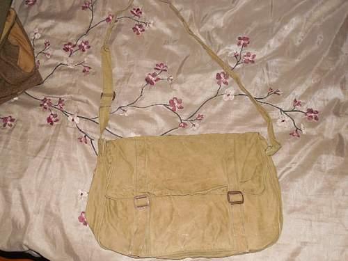 American Field Service pouch