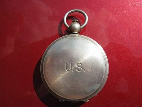 US Compass  ww1 or ww2