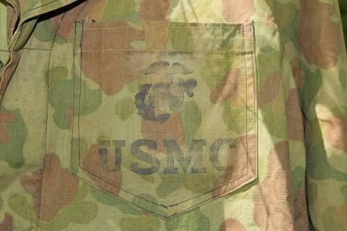 My USMC/USN Cammo
