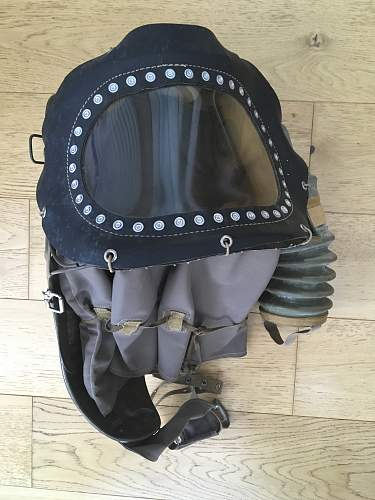 WW2 Infant gas mask - opinions