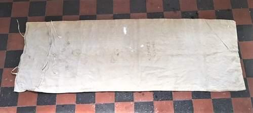 Royal Navy Mattress cover ?