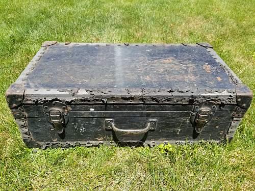 Please help in identifying this locker/trunk