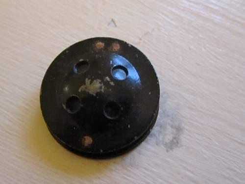 RAF Escape Trouser Button Compass.