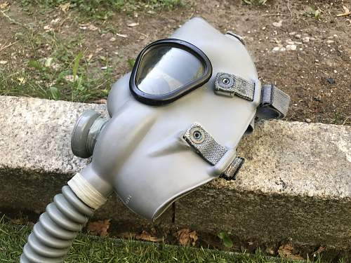 Original US Gasmask from 1942?