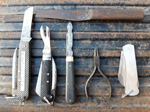 Miscellaneous British Servicemans' Items