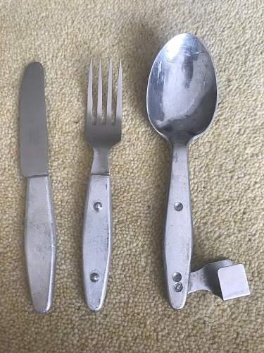 44 pattern cutlery