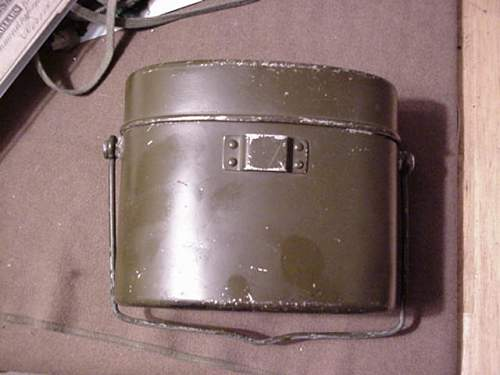 Hello i have some more mysterious canteen and mess kit