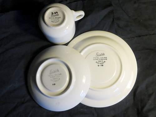 RAAF Egg Cups