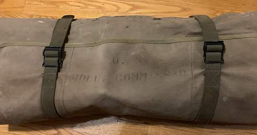1944 US commissary roll