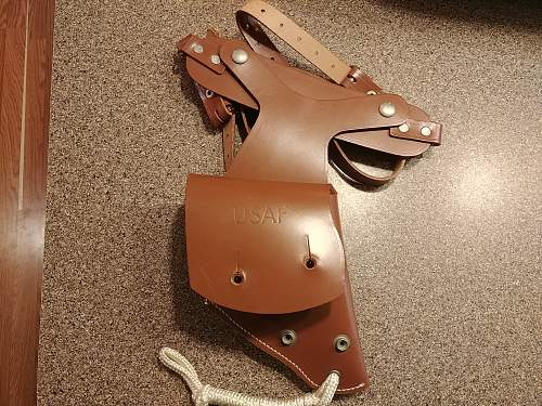 US Air crew holster