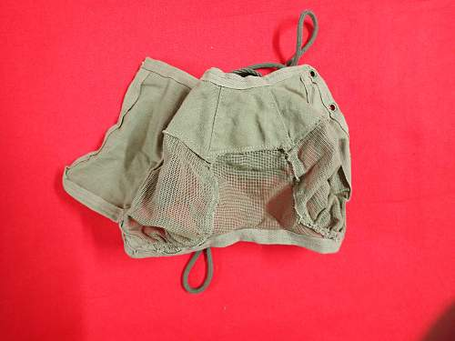 Pigeon carrier vest PG - 106/CB to share