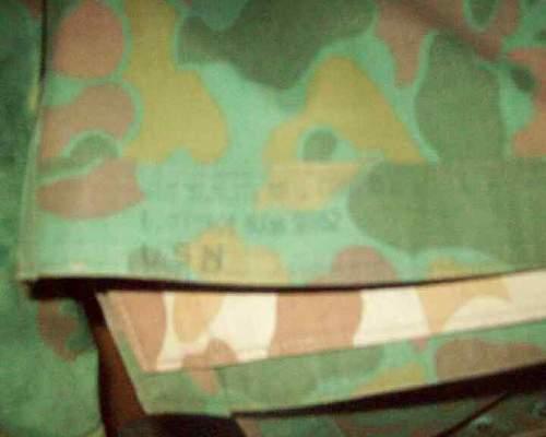 U.S.N./U.S.M.C. ponchos