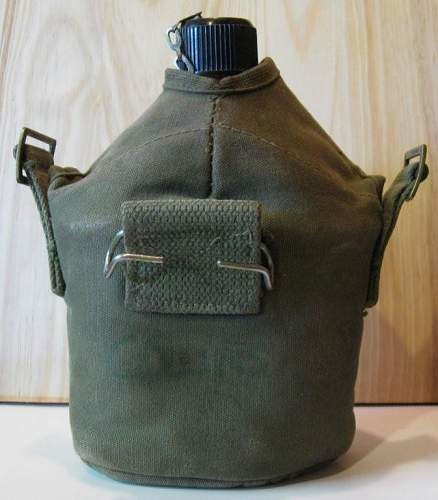 US WW2 Canteen Cover ?