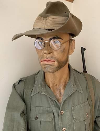WW2 British glasses / spectacles