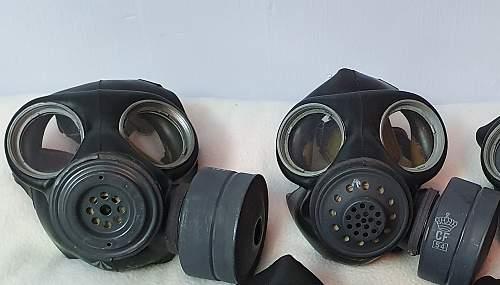 Respirator, Anti-Gas, Light Mk. V