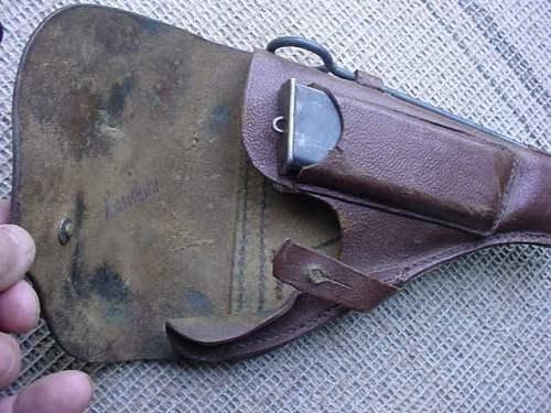 Need help whit tt33 holster!!