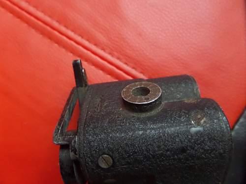 Help need with British optic item Please