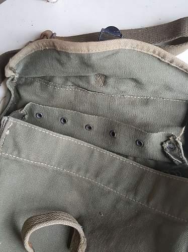 unidentified bag
