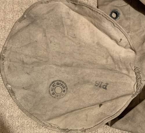 1942 RAF kit bag