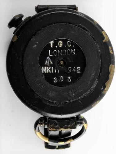 MkIII 1939 British marching compass - fake or  genuine?