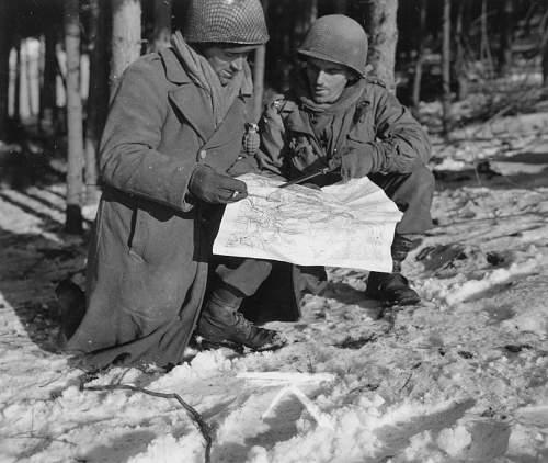 WWII U.S. Dog Tags