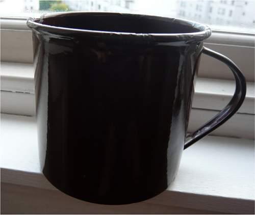 Newly acquired WW2 Tommys Mug