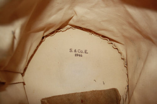 US WW2 khaki waterbag anything special?