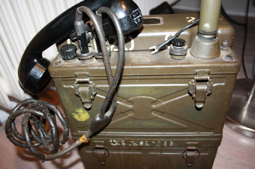 BC 1000 A Transmitter receiver WW2 model?