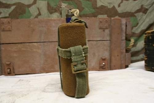 Info on this field flask please?