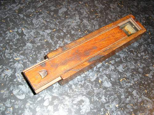 Mystery device, what was it's purpose, what was it used for. L Kamm & Co 1916