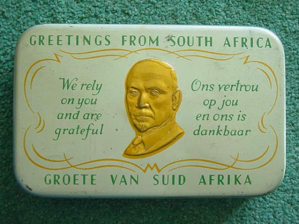 Click image for larger version.  Name:South African gift tin Christmas 1940..jpg Views:402 Size:140.5 KB ID:18550