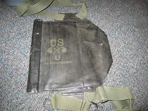 opinion M7 assault gas mask bag
