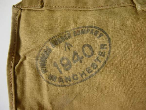 Home Guard pattern haversack