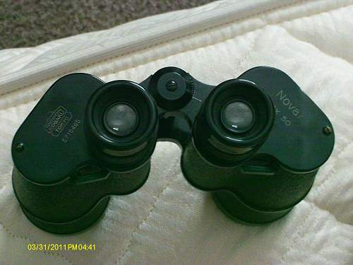 Need to know about my binoculars...