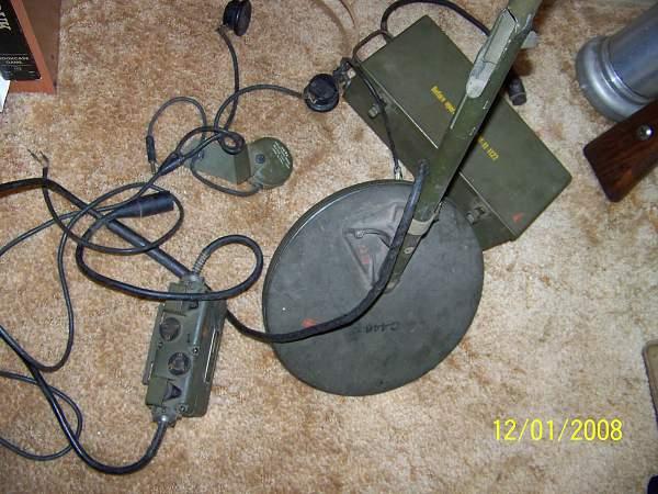 US Mine detector