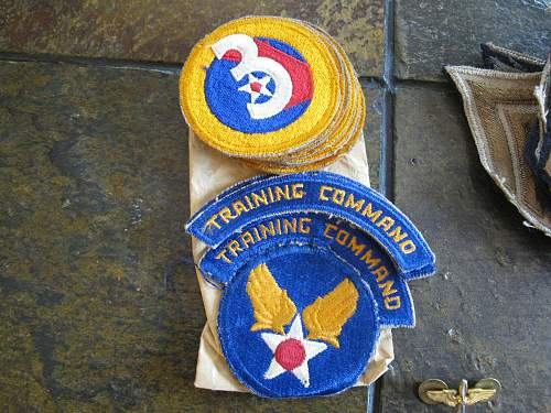WWII , Korea  personal items
