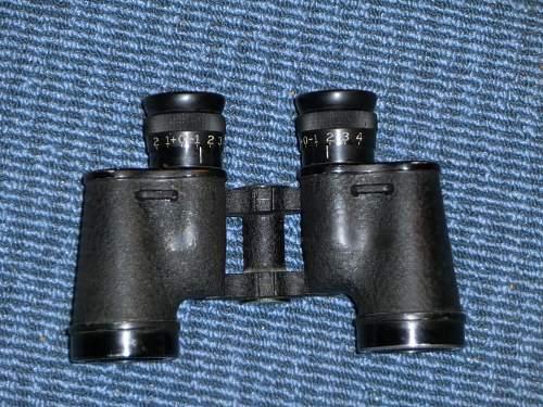 US Navy Binoculars