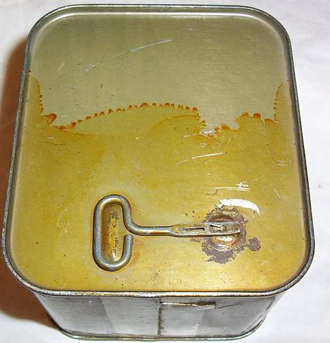"""The WWII LIFE RAFT RATION, A story with a lot of """"Charms"""""""