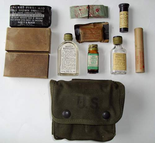 Click image for larger version.  Name:jungle first aid contents.jpg Views:8645 Size:220.9 KB ID:233243