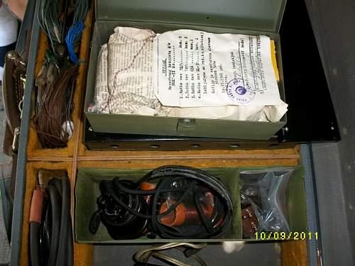 British spy radio Type3 MkII