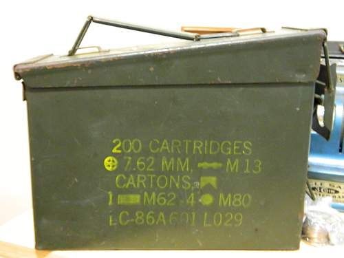 question about a 200 count ammo box