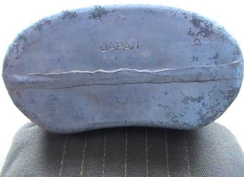 1954 dated US canteen & pistol belt
