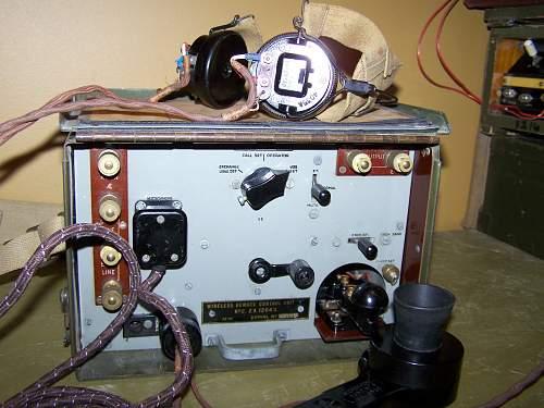 "Wireless Remote Control Units ""F"" No.2 (Aust)"