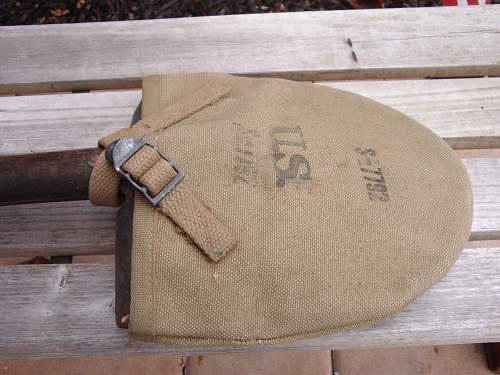Need help - info on this entrenching tool